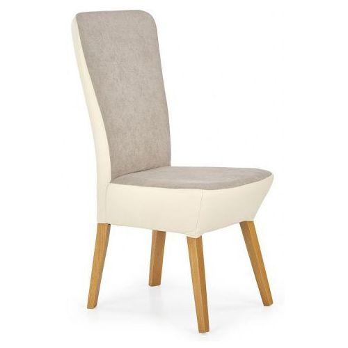 Elior.pl Krzesło drewniane sufix 3x - popielate