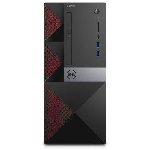 Dell  vostro 3650 tahmt1703_218 - intel core i5 6400 / 4 gb / 500 gb / dvd+/-rw / windows 10 pro lub 7 pro / pakiet usług i wysyłka w cenie