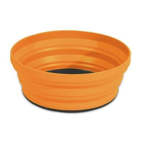 Sea to summit x-bowl naczynia kempingowe pomarańczowy miski