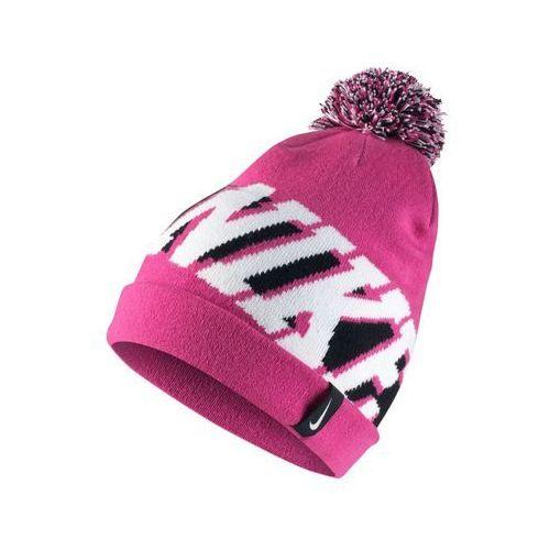 Hnik123j: czapka zimowa junior marki Nike