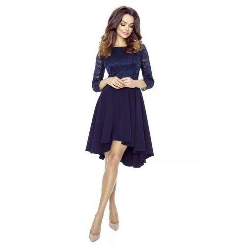Sukienka koktajlowa z koronką, M44320_1_s