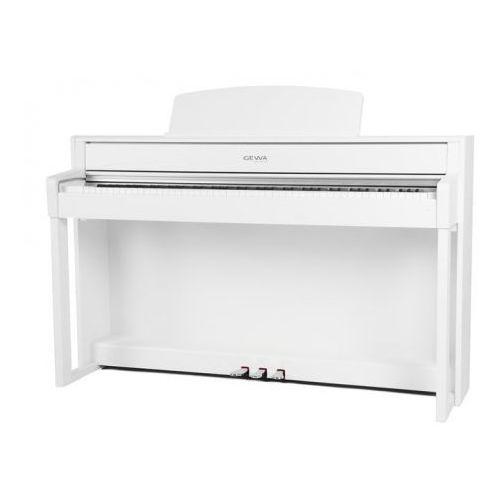 120.387 up380gwk pianino cyfrowe, kolor biały mat marki Gewa
