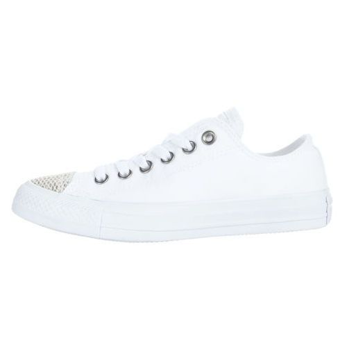Converse chuck taylor all star ox sneakers biały 37