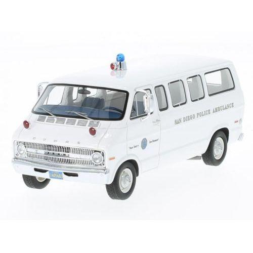 Dodge Sportsman San Diego Police Ambulance 1973 - Neo Models