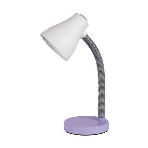 Rabalux Lampa lampka stołowa oprawa biurkowa vincent 1x15w e27 fioletowy 4176