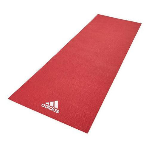 Adidas - adyg-10400rd - mata do jogi 4 mm - czerwony