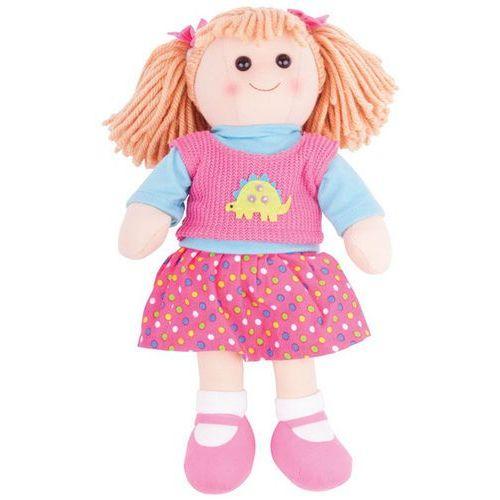 Bigjigs Toys Szmaciana lalka Susie 38 cm