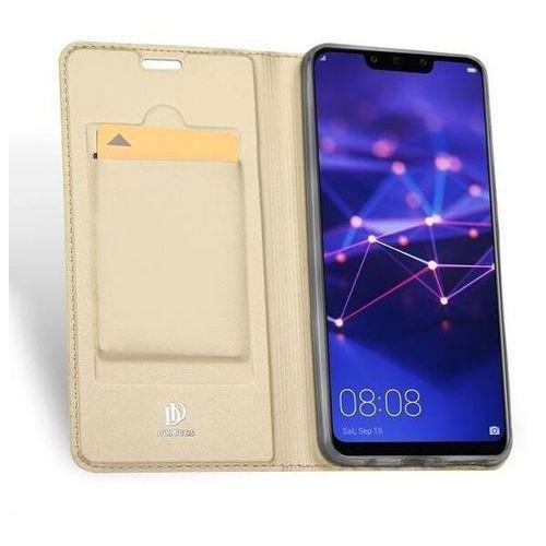 Etui Skin Pro DuxDucis do Huawei Mate 20 Lite Złote (6934913084625)