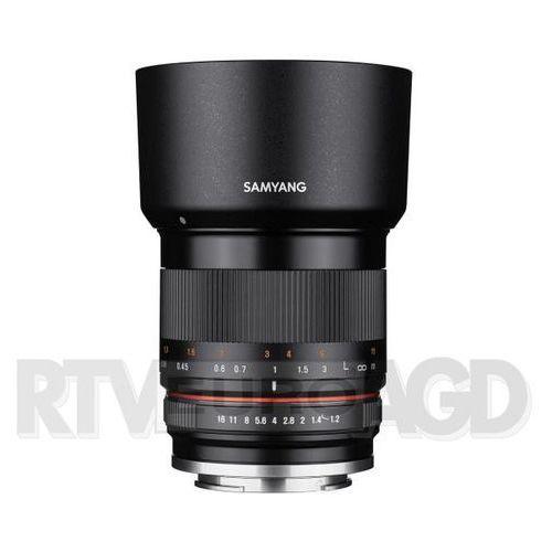 Samyang Obiektyw 35mm f1.2 sony e (f1223406101) darmowy odbiór w 21 miastach!