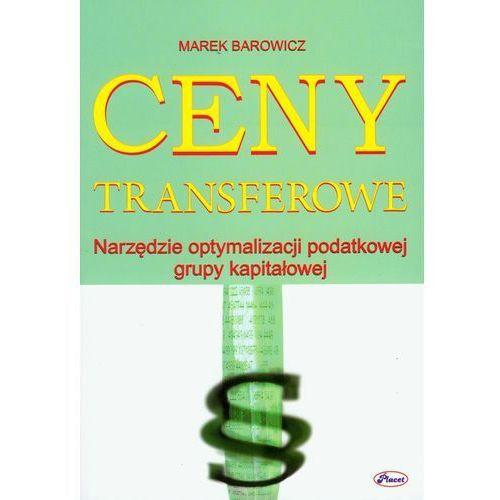 Ceny transferowe, Marek Barowicz