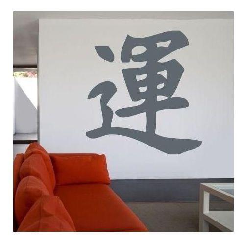 Naklejka welurowa japoński szczęście 0763 marki Wally - piękno dekoracji