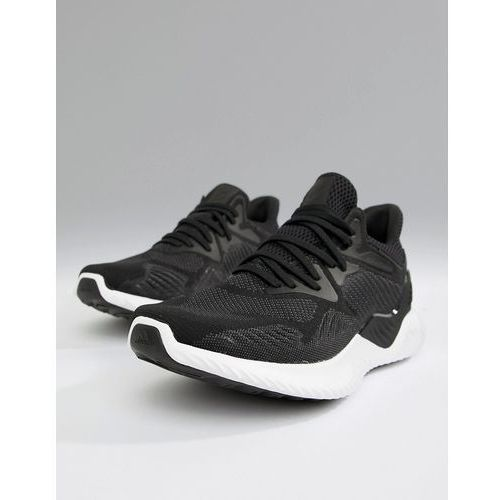 running alphabounce beyond trainers in black ac8273 - black marki Adidas