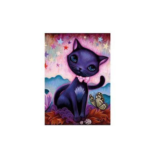 Heye Puzzle 1000 el. czarny kotek (4001689296872)