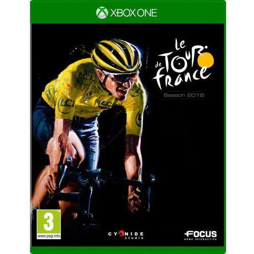 Tour De France 2016 (Xbox One). Najniższe ceny, najlepsze promocje w sklepach, opinie.