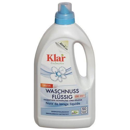 KLAR 1,5l Płyn do prania z naturalnym ekstraktem z orzechów piorących