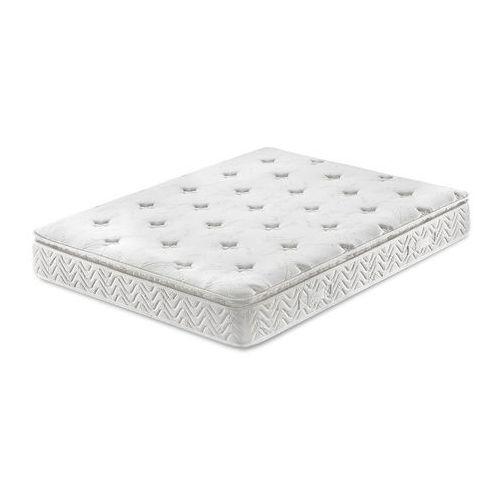 Materac kieszeniowy 160x200 cm - Memory Foam - Multipocket - LUXUS (7081457016595)