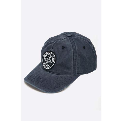 - czapka washed od producenta Hilfiger denim