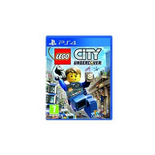 Lego City Tajny Agent PL PS4