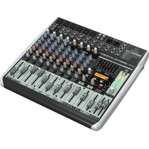 Behringer XENYX QX1222USB z kategorii Zestawy i sprzęt DJ