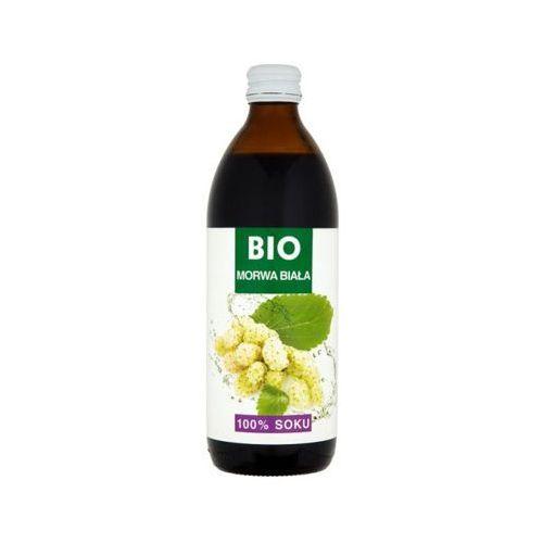 500ml sok z morwy białej bez dodatku cukru bio marki Bioavena