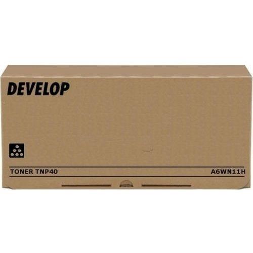 Develop toner Black TNP-40, TNP40, A6WN11H