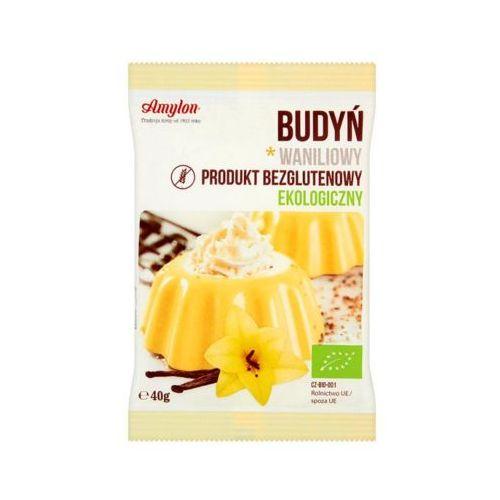 40g budyń waniliowy bezglutenowy bio marki Amylon