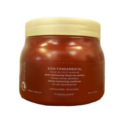 keratsase aura botanica soin | odżywka do włosów normalnych i lekko uwrażliwionych - 500ml marki Kerastase
