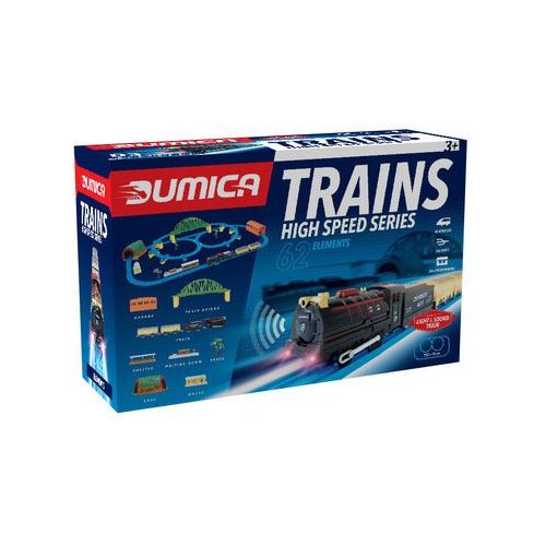 Dumel High speed train set deluxe / d3 - (6920160203339)