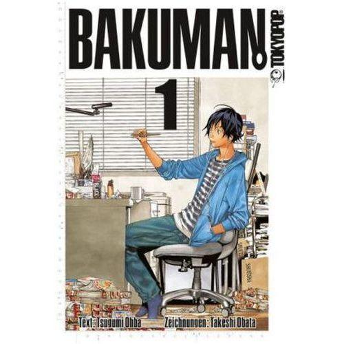 Bakuman. Bd.1 (9783867197571)