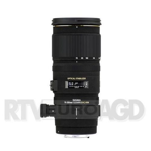 Sigma AF 70-200 APO EX DG OS HSM Canon - produkt w magazynie - szybka wysyłka!, kup u jednego z partnerów