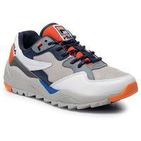 Sneakersy FILA - Vault Cmr Jogger Cb Low 1010588.11T Gray Violet/Orange, w 4 rozmiarach