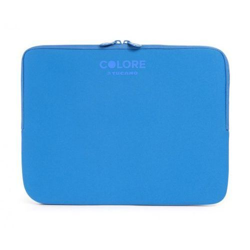 """Etui TUCANO Colore do notebooka 14"""" niebieski BFC1314-B - Natychmiastowa wysyłka kurierska!, kolor niebieski"""