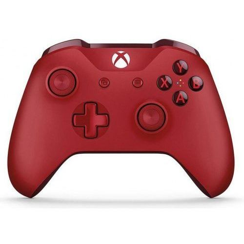 Microsoft xbox one wireless controller red wl3-00028 (0889842161083)