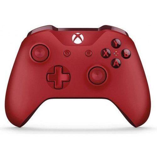Microsoft Xbox One Wireless Controller Red WL3-00028, 1_612085