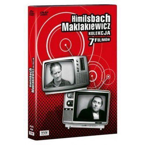 Telewizja polska Himilsbach, maklakiewicz. kolekcja (7 dvd) - dostawa zamówienia do jednej ze 170 księgarni matras za darmo