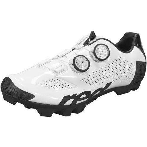 Red cycling products pro mountain i carbon buty biały 45 2018 buty mtb zatrzaskowe (4052406217328)