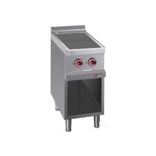 Kuchnia elektryczna 2 płytowa | 5000w marki Mbm