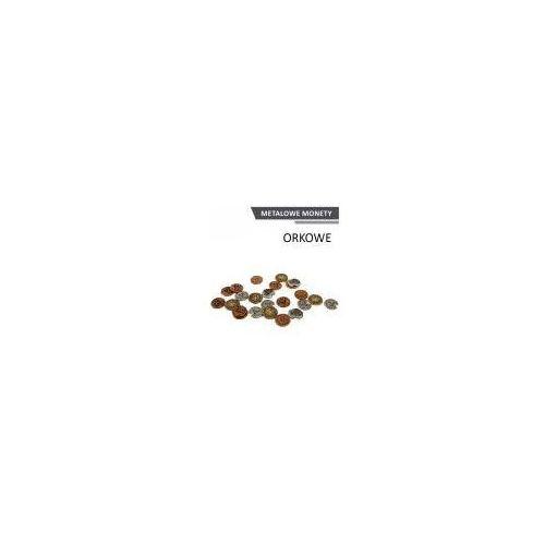 Drawlab entertainment Metalowe monety - orkowe (zestaw 24 monet) (5902650611078)