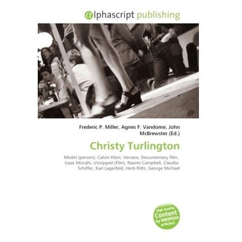 Christy Turlington (9786130700331)
