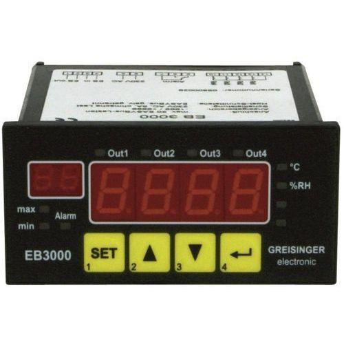 Wskaźnik panelowy, regulator  eb 3000, 20 modułów, 230 v marki Greisinger