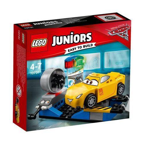Lego JUNIORS Symulator wyścigu cruz ramirez cruz ramirez race simulator 10731