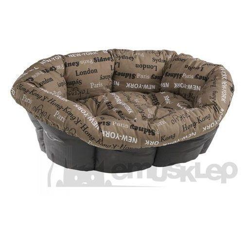 wypełnienie cushion do sofa deluxe 12 brąz nr. 82035999 marki Ferplast