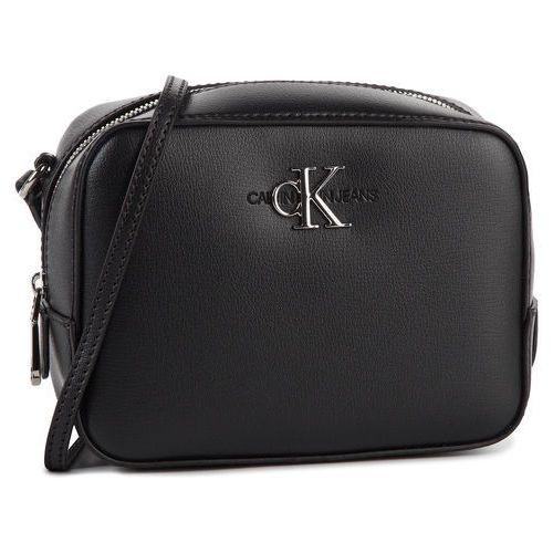 Calvin klein jeans Torebka - ckj monogram hw camera bag k60k605780 bds
