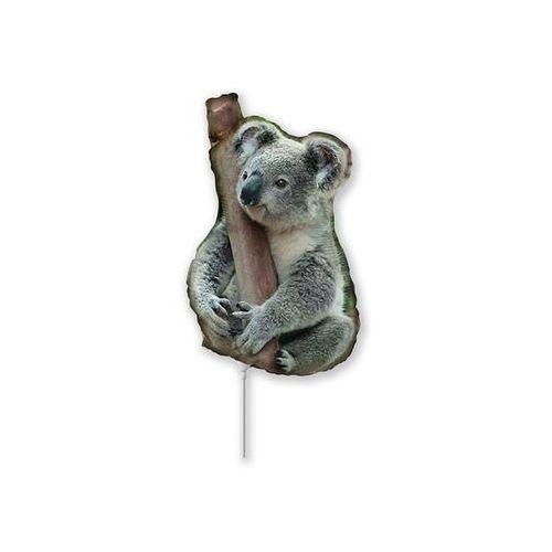 Flexmetal balloons Balon foliowy do patyka koala - 36 cm - 1 szt. (8435102321579)