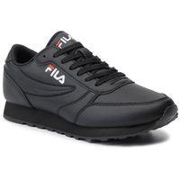 Sneakersy FILA - Orbit Jogger Low 1010264.12V Black/Black