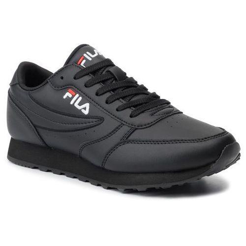 Sneakersy - orbit jogger low 1010264.12v black/black marki Fila