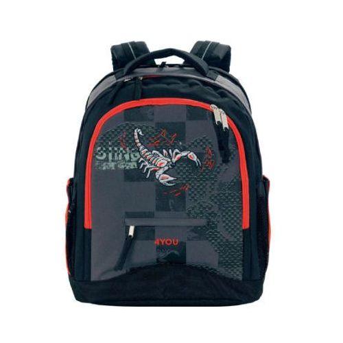 4you flash plecak compact, 438-45 scorpion