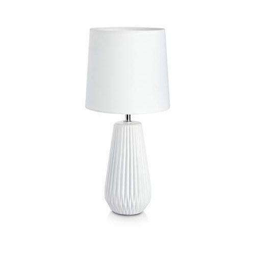 lampa stołowa NICCI biała, MARKSLOJD 106623