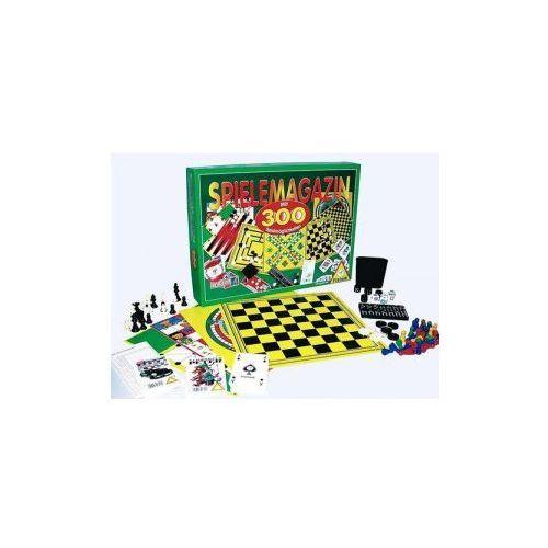 Piatnik Zestaw 300 gier aktion (9001890670688)