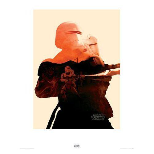OKAZJA - Star wars the force awakens flametrooper - reprodukcja, marki Brak